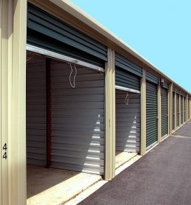 Storage Unit Empty - Rent your first storage unit in NYC