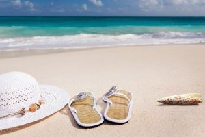 Flip-flops and a hat - things Floridians miss the most after moving to New York.