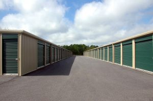Storage facilities in NYC