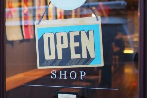 An open shop after moving your business from Pennsylvania to New York City