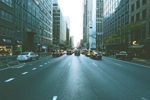 New York Street - Move from NJ to NYC