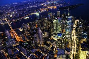 A view of gems of New York City.