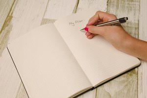 Plan Notebook Arm Pencil