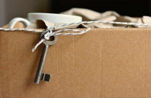 Moving Box Key - Leaving New York for Alabama