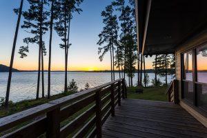 Sunset Alabama House