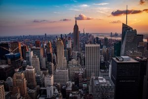 Manhattan, a good place for entrepreneurs?