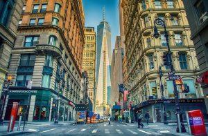 Manhattan, street.